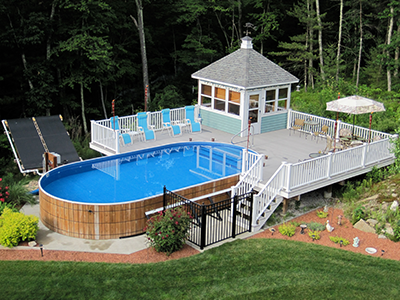 Crestwood Swimming Pool Images