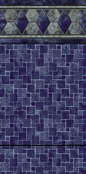 Baden Tile ~ 28 mil Copley Print ~ 20 mil