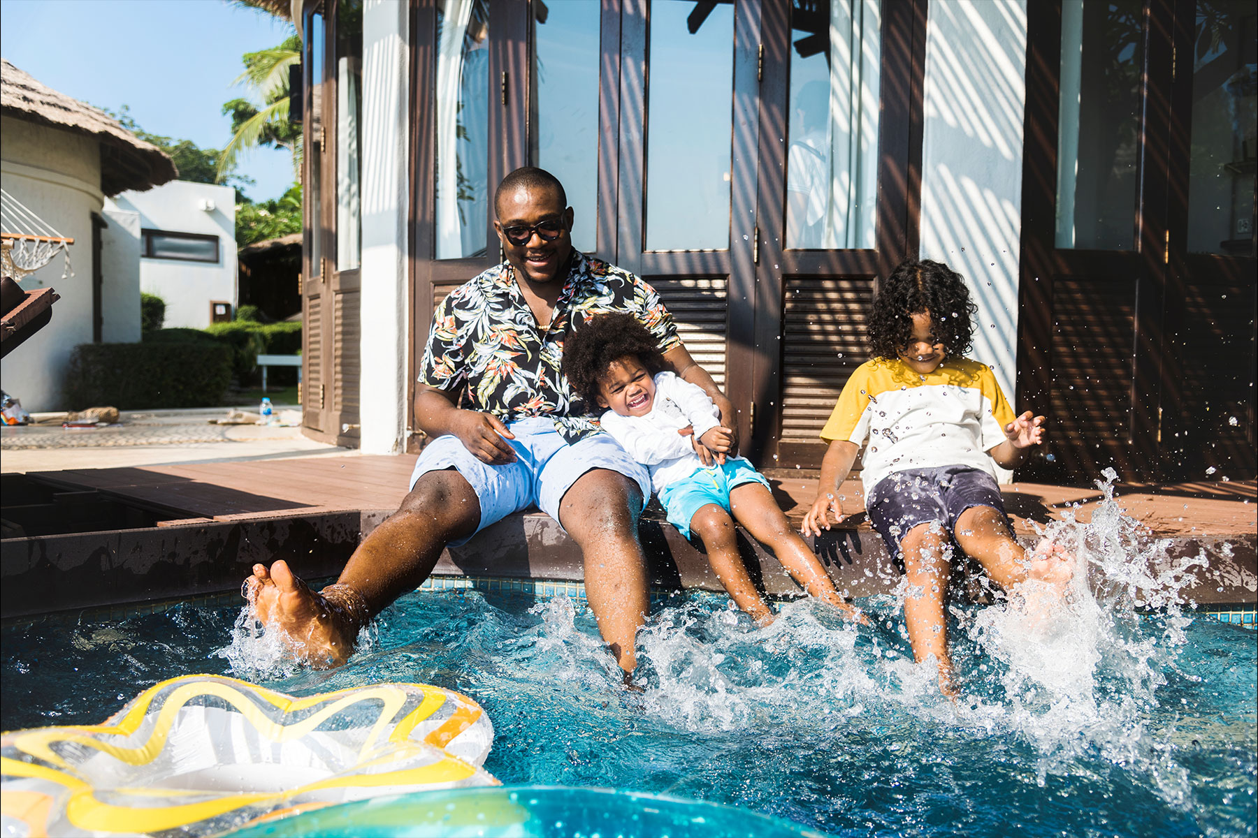It's Time to Talk Pool Safety