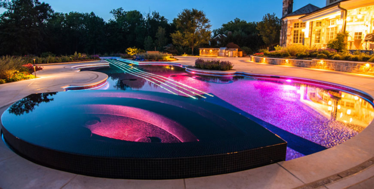 pool LED lights